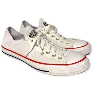 Converse Chuck Taylor All Star Knit Sneakers White